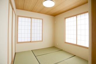 畳・襖・障子のある和室